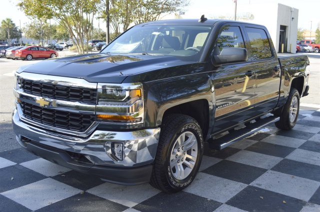 2017 Silverado 1500 Crew Cab 4x4, Pickup #S1229 - photo 3