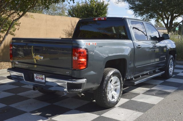 2017 Silverado 1500 Crew Cab 4x4, Pickup #S1229 - photo 2