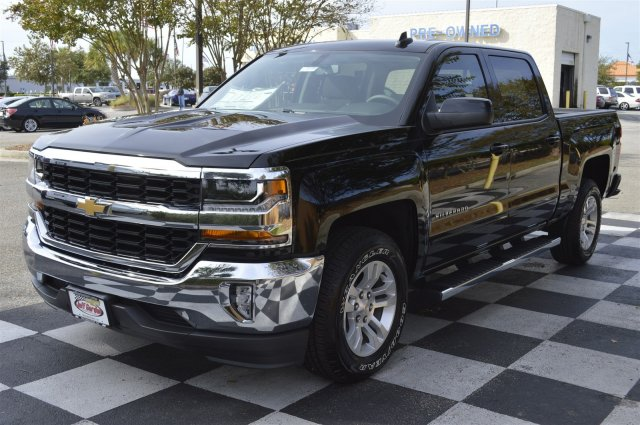 2017 Silverado 1500 Crew Cab, Pickup #S1230 - photo 3