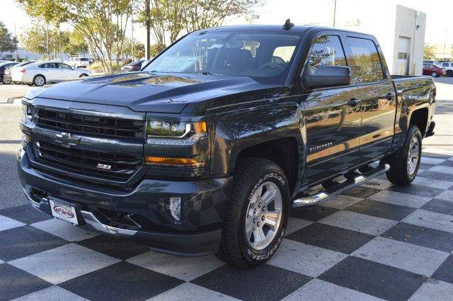 2017 Silverado 1500 Crew Cab 4x4, Pickup #S1330 - photo 3