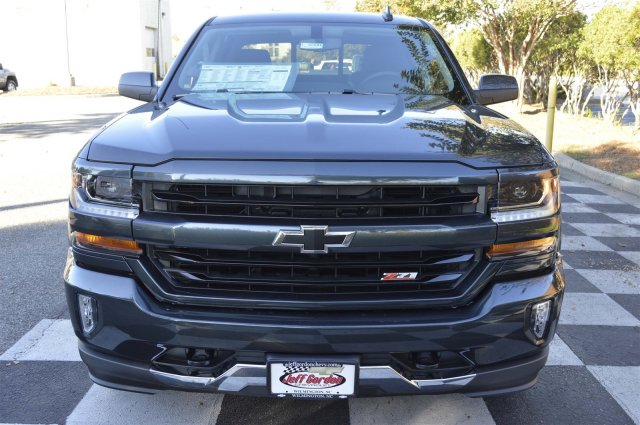 2017 Silverado 1500 Crew Cab 4x4, Pickup #S1330 - photo 4