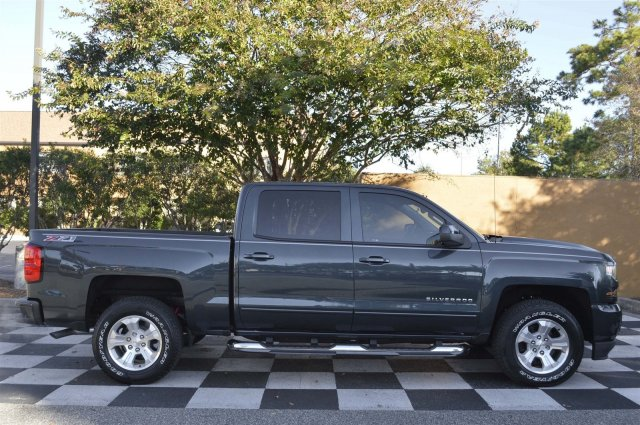 2017 Silverado 1500 Crew Cab 4x4, Pickup #S1330 - photo 8