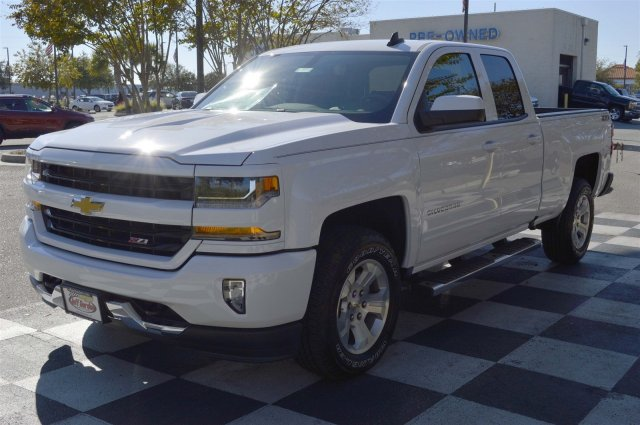 2017 Silverado 1500 Double Cab 4x4, Pickup #S1352 - photo 3