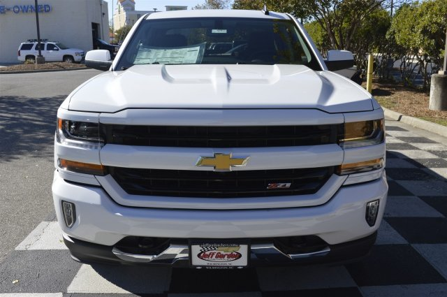 2017 Silverado 1500 Double Cab 4x4, Pickup #S1352 - photo 4