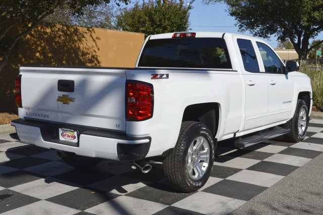 2017 Silverado 1500 Double Cab 4x4, Pickup #S1352 - photo 2