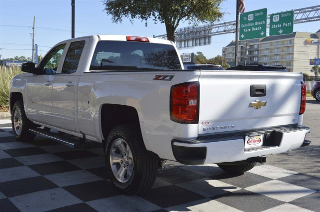 2017 Silverado 1500 Double Cab 4x4, Pickup #S1352 - photo 5