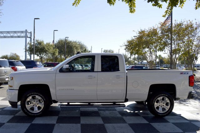 2017 Silverado 1500 Double Cab 4x4, Pickup #S1352 - photo 7