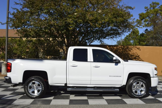 2017 Silverado 1500 Double Cab 4x4, Pickup #S1352 - photo 8