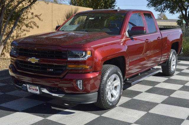 2017 Silverado 1500 Double Cab 4x4, Pickup #S1354 - photo 3