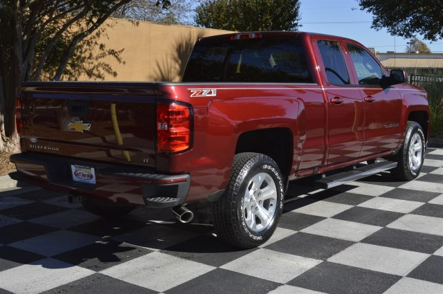 2017 Silverado 1500 Double Cab 4x4, Pickup #S1354 - photo 2