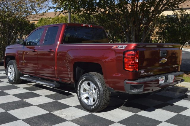 2017 Silverado 1500 Double Cab 4x4, Pickup #S1354 - photo 5