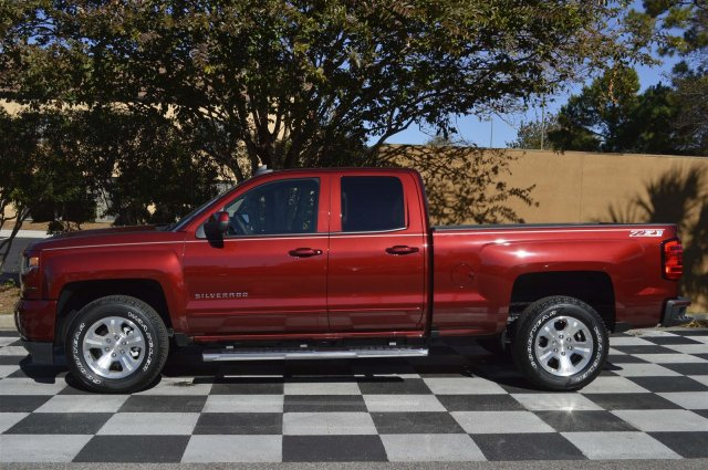 2017 Silverado 1500 Double Cab 4x4, Pickup #S1354 - photo 7