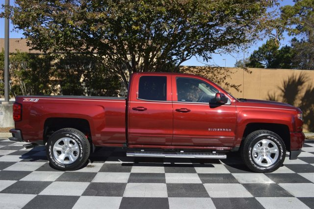 2017 Silverado 1500 Double Cab 4x4, Pickup #S1354 - photo 8