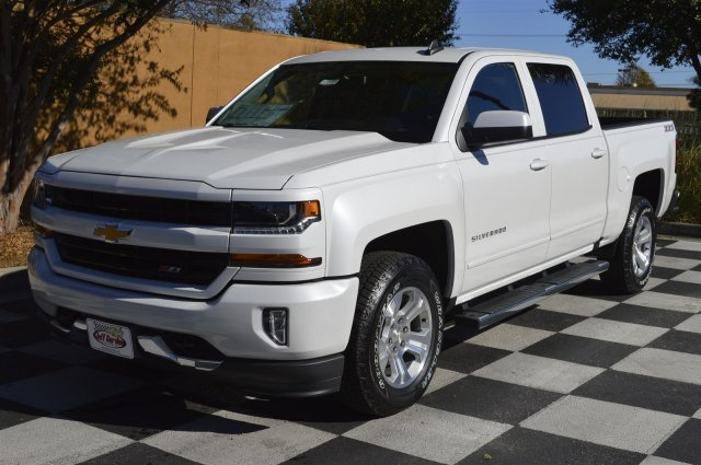 2017 Silverado 1500 Crew Cab 4x4, Pickup #S1368 - photo 3