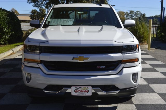 2017 Silverado 1500 Crew Cab 4x4, Pickup #S1368 - photo 4