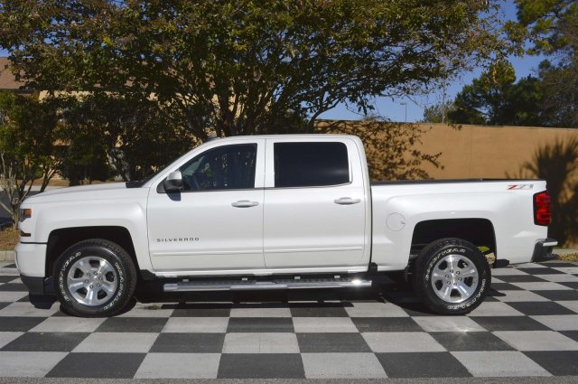 2017 Silverado 1500 Crew Cab 4x4, Pickup #S1368 - photo 7