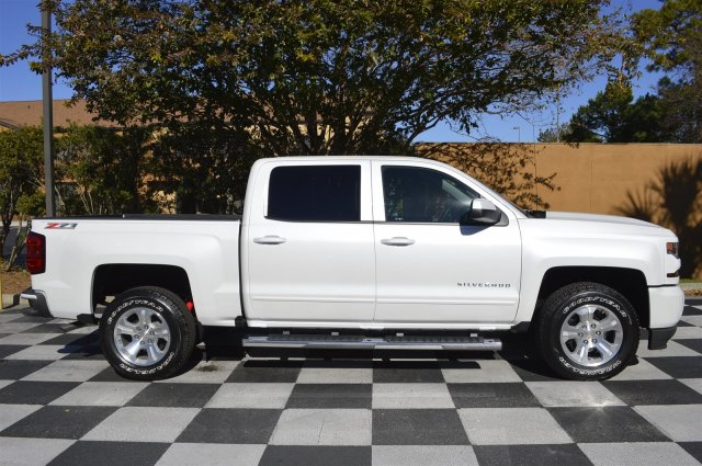 2017 Silverado 1500 Crew Cab 4x4, Pickup #S1368 - photo 8