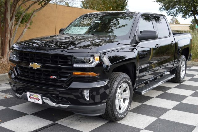 2017 Silverado 1500 Crew Cab 4x4, Pickup #S1369 - photo 3
