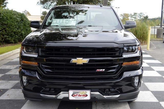 2017 Silverado 1500 Crew Cab 4x4, Pickup #S1369 - photo 4