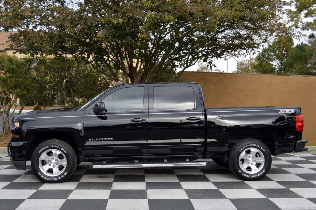 2017 Silverado 1500 Crew Cab 4x4, Pickup #S1369 - photo 7
