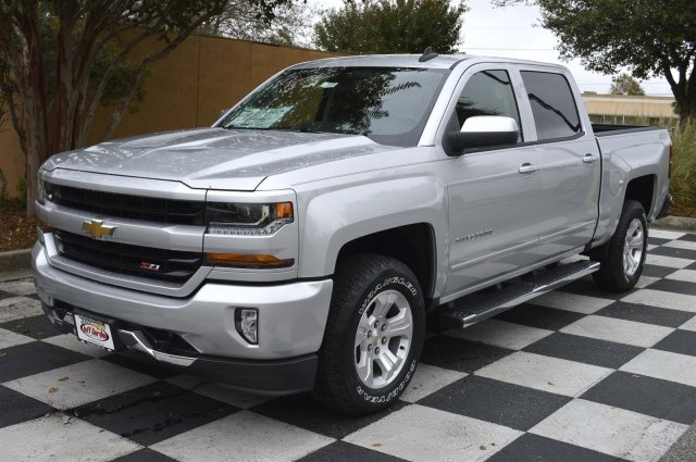 2017 Silverado 1500 Crew Cab 4x4, Pickup #S1414 - photo 3