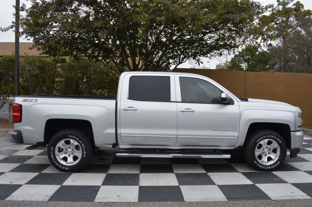 2017 Silverado 1500 Crew Cab 4x4, Pickup #S1414 - photo 8
