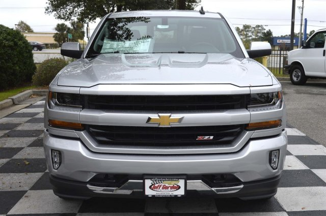 2017 Silverado 1500 Crew Cab 4x4, Pickup #S1437 - photo 4