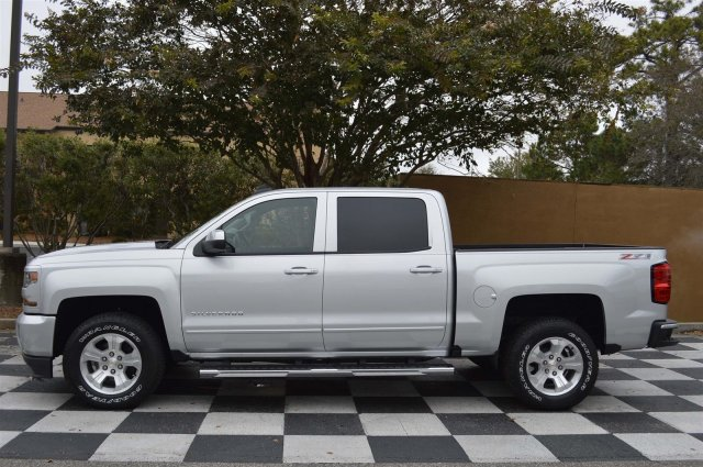 2017 Silverado 1500 Crew Cab 4x4, Pickup #S1437 - photo 7