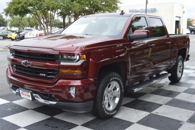 2017 Silverado 1500 Crew Cab 4x4, Pickup #S1438 - photo 3