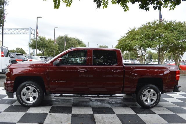 2017 Silverado 1500 Crew Cab 4x4, Pickup #S1438 - photo 7