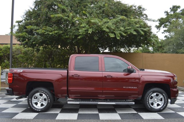 2017 Silverado 1500 Crew Cab 4x4, Pickup #S1438 - photo 8