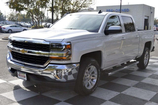 2017 Silverado 1500 Crew Cab, Pickup #S1455 - photo 3