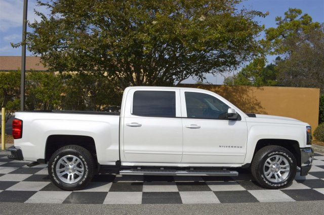 2017 Silverado 1500 Crew Cab, Pickup #S1455 - photo 8