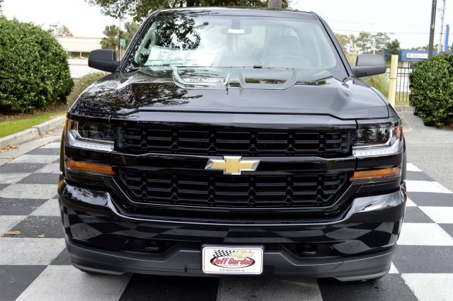 2017 Silverado 1500 Double Cab 4x4, Pickup #S1458 - photo 4
