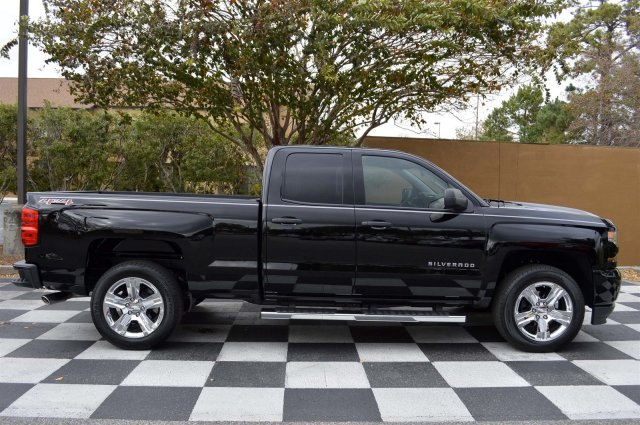 2017 Silverado 1500 Double Cab 4x4, Pickup #S1458 - photo 8
