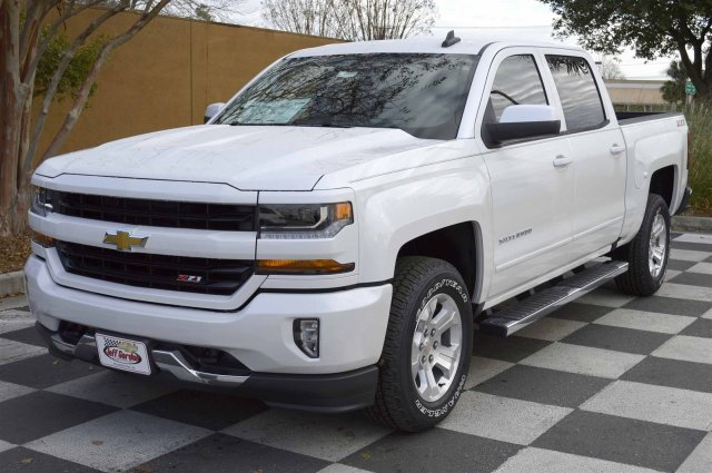 2017 Silverado 1500 Crew Cab 4x4, Pickup #S1495 - photo 3