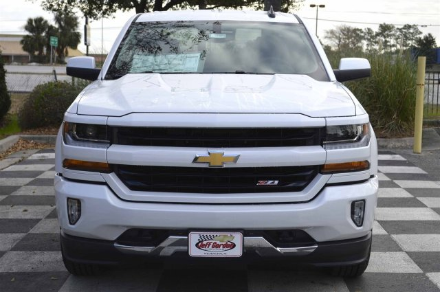 2017 Silverado 1500 Crew Cab 4x4, Pickup #S1495 - photo 4
