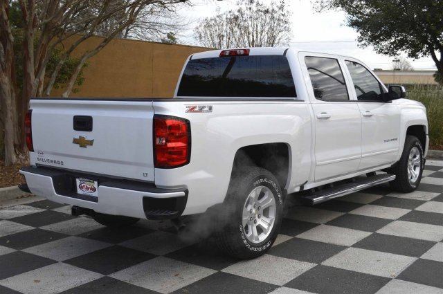 2017 Silverado 1500 Crew Cab 4x4, Pickup #S1495 - photo 2
