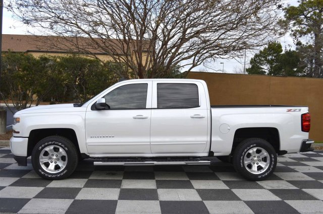 2017 Silverado 1500 Crew Cab 4x4, Pickup #S1495 - photo 7