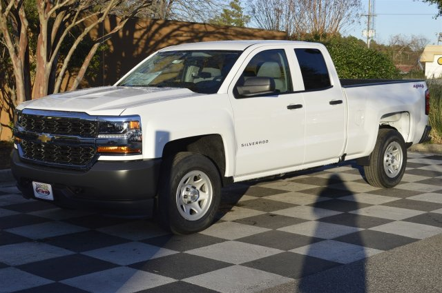 2017 Silverado 1500 Double Cab 4x4, Pickup #S1515 - photo 3