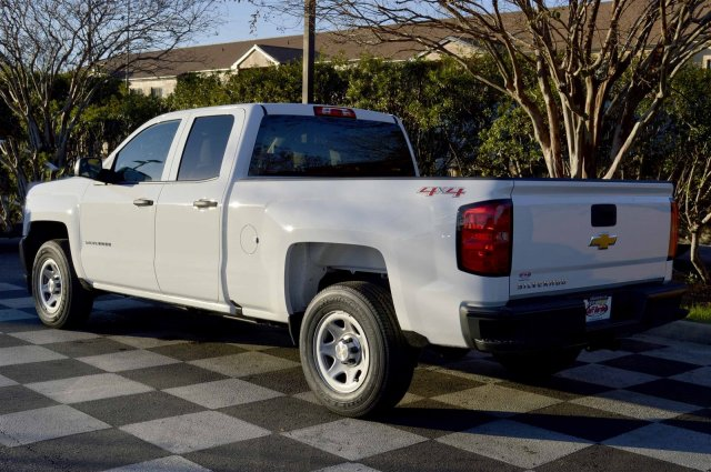 2017 Silverado 1500 Double Cab 4x4, Pickup #S1515 - photo 5