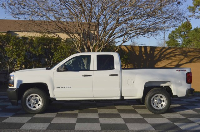 2017 Silverado 1500 Double Cab 4x4, Pickup #S1515 - photo 7