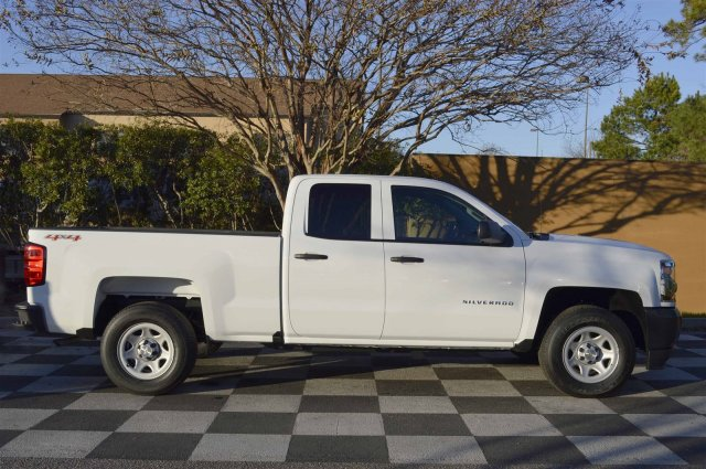 2017 Silverado 1500 Double Cab 4x4, Pickup #S1515 - photo 8