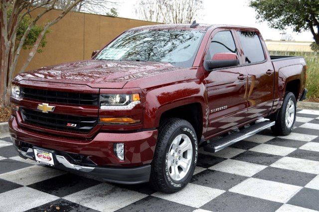 2017 Silverado 1500 Crew Cab 4x4, Pickup #S1516 - photo 3