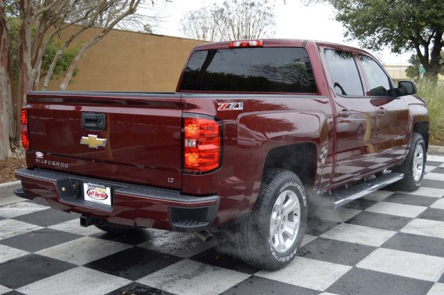2017 Silverado 1500 Crew Cab 4x4, Pickup #S1516 - photo 2