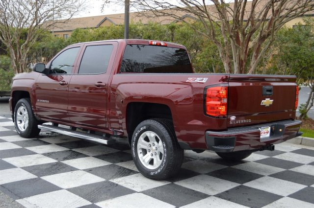 2017 Silverado 1500 Crew Cab 4x4, Pickup #S1516 - photo 5