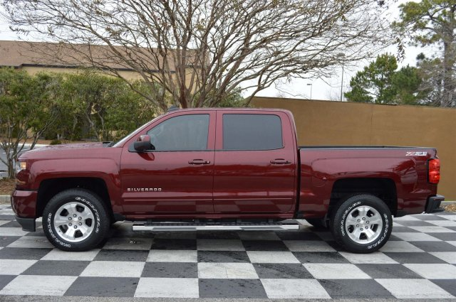 2017 Silverado 1500 Crew Cab 4x4, Pickup #S1516 - photo 7