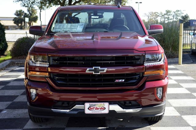 2017 Silverado 1500 Double Cab 4x4, Pickup #S1528 - photo 4