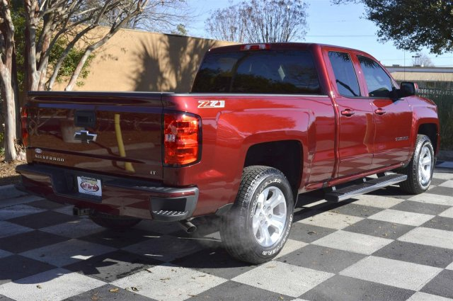 2017 Silverado 1500 Double Cab 4x4, Pickup #S1528 - photo 2