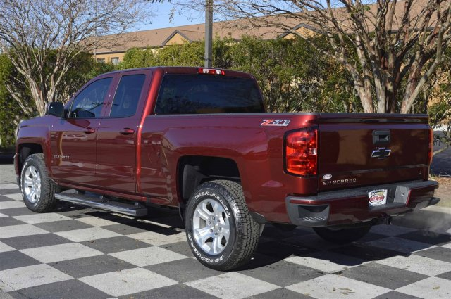 2017 Silverado 1500 Double Cab 4x4, Pickup #S1528 - photo 5
